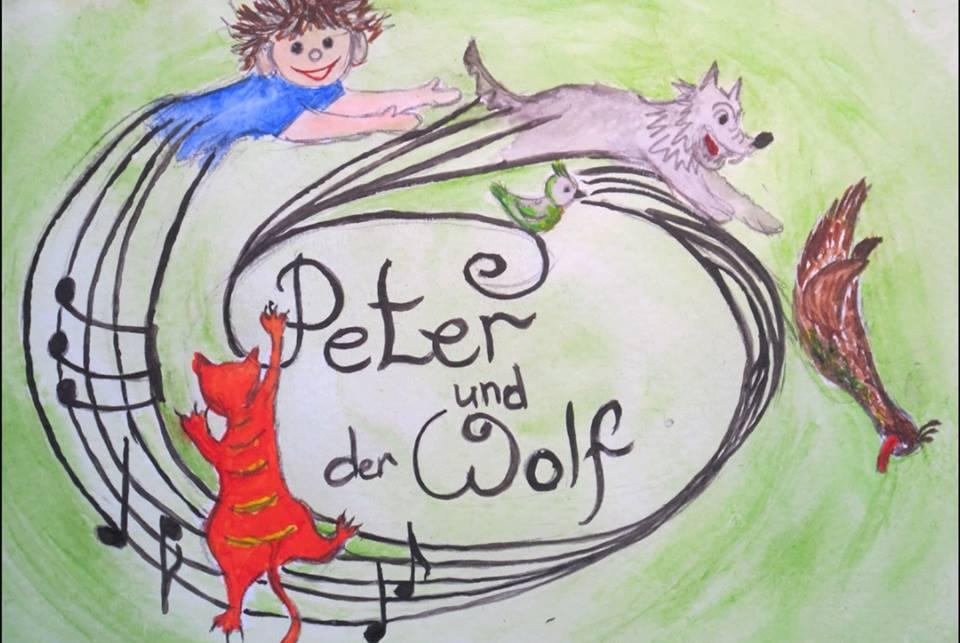 """07.02.16 – """"Peter und der Wolf"""", Puppentheater von Oleg und Tanja Kornilow"""