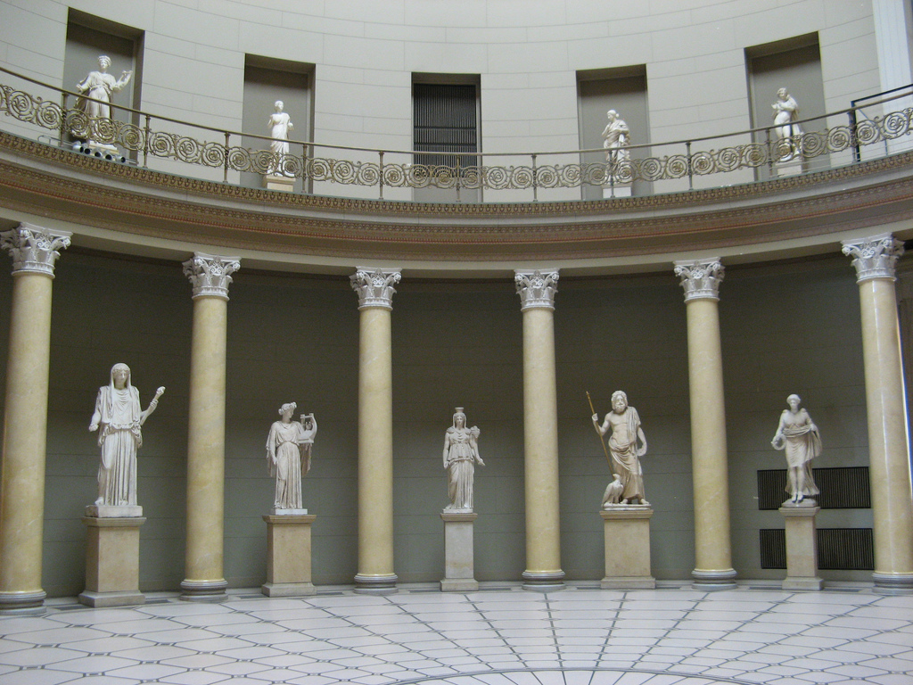12.12.15 – Führung durch das Alte Museum – mit Kirill Radetski