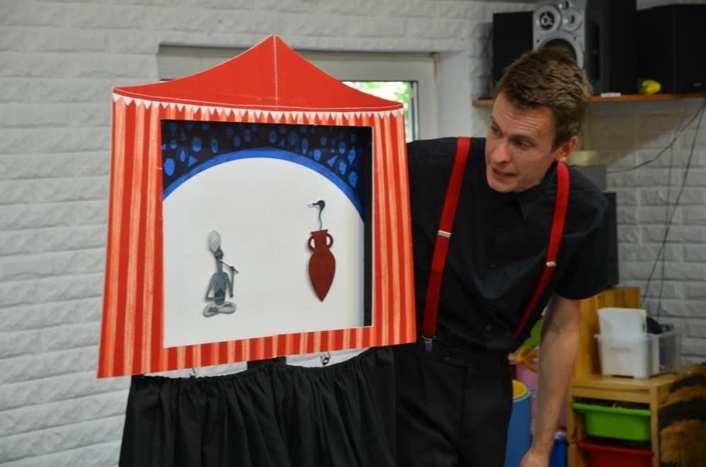 Спектакль «Игрушечный цирк» (Михаил Трушин, Москва)