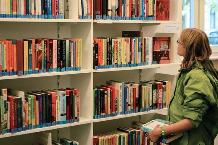 Eröffnung des Russischen Regals im Bibliothek am Wasserturm
