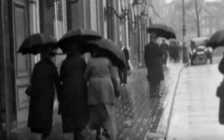 REGEN (1929) | Stummfilm, live begleitet von Karussell Orchestra