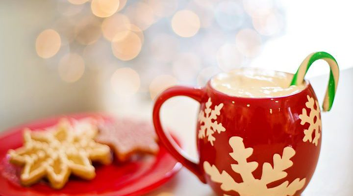 Новогоднее чаепитие «Карусели»