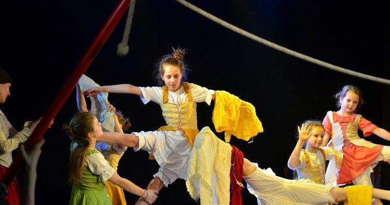 Детский театр-цирк «Монгольфьери»
