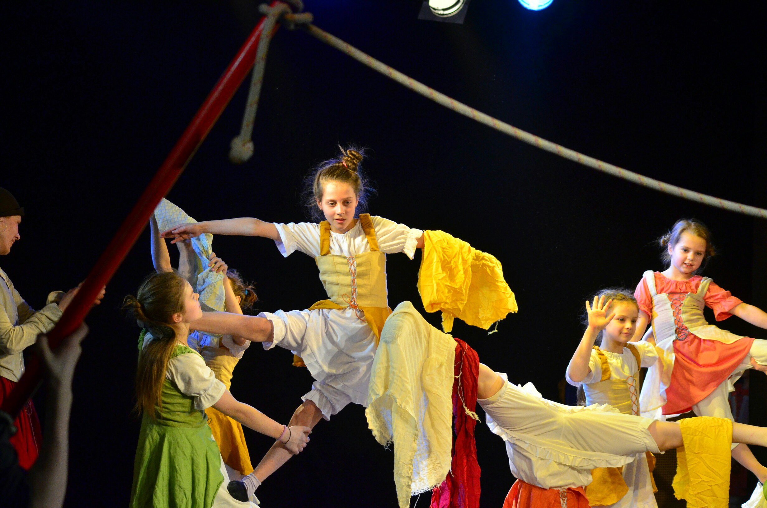 "Kinder-Theater-Zirkus ""Mongolfieri"""