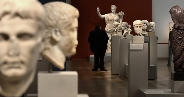 Экскурсия в Altes Museum с Кириллом Радецким