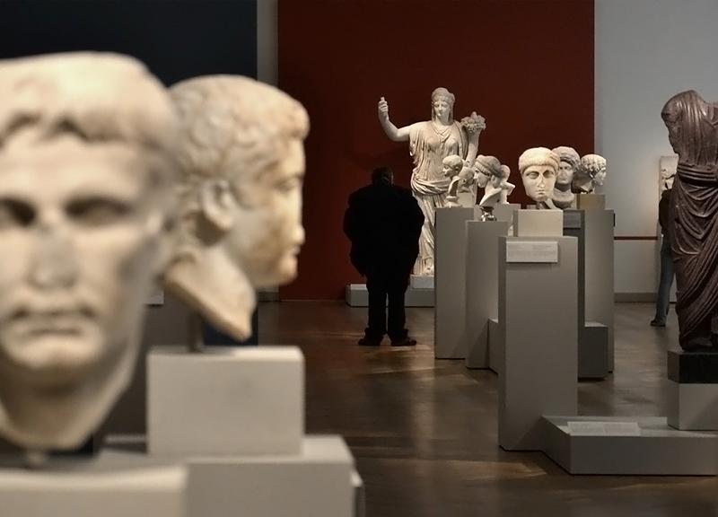 Kinderführung durch das Alte Museum – mit Kirill Radetsky