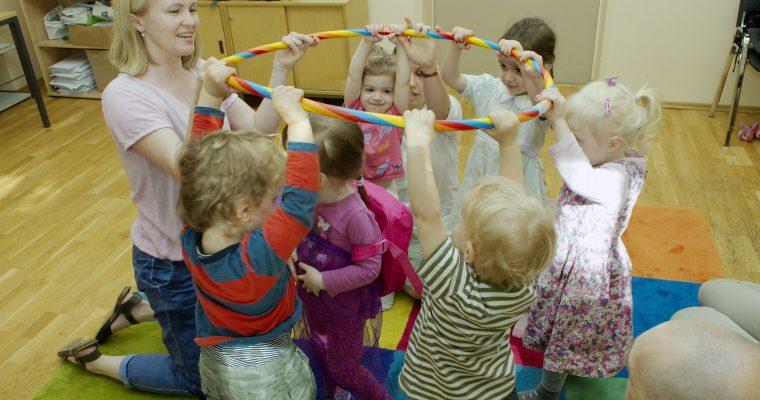 Früherziehung und musikalische Förderung für Kinder