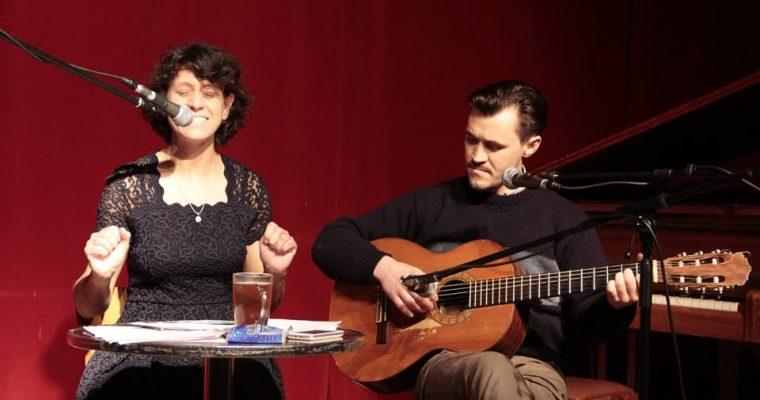 Детские песни под гитару — концерт Татьяны Лавровой и Андрея Лакисова