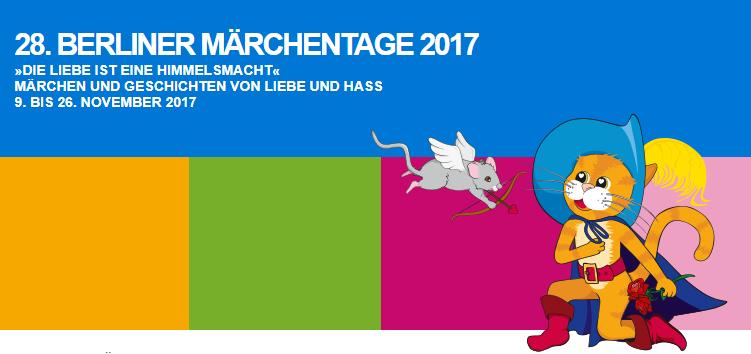 Berliner Märchentage – 2017