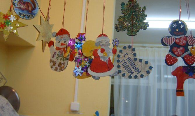 Weihnachtsbastel-Werkstatt